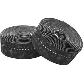 Bontrager Velvetack Styrbånd, black/white